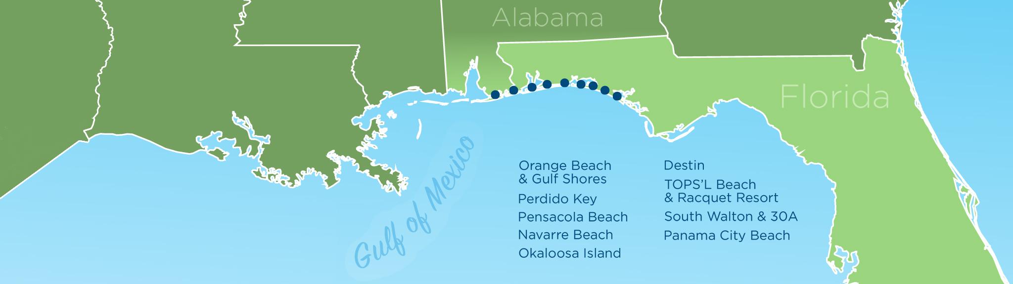 Map Of Southern Florida Tourism Fiji Floridas West Coast Floridas - Florida map west coast beaches